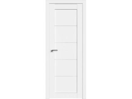 Двери межкомнатные Profil Doors 2.11U Аляска белый триплекс