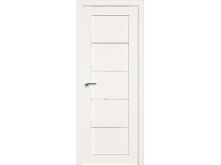 Двери межкомнатные Profil Doors 2.11U Дарквайт прозрачное