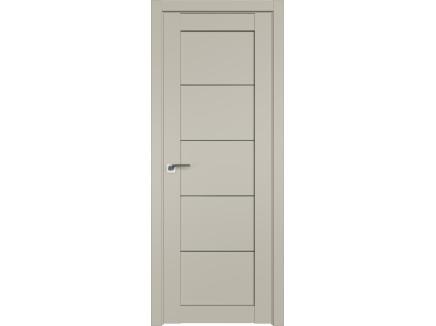 Двери межкомнатные Profil Doors 2.11U Шеллгрей графит