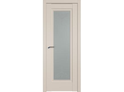 Двери межкомнатные Profil Doors 2.35U Санд франческо кристалл