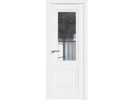Двери межкомнатные Profil Doors 2.37U Аляска прозрачное