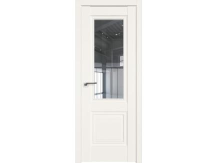 Двери межкомнатные Profil Doors 2.37U Дарквайт прозрачное