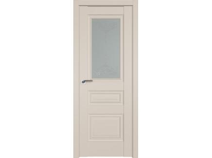 Двери межкомнатные Profil Doors 2.39U Санд франческо кристалл