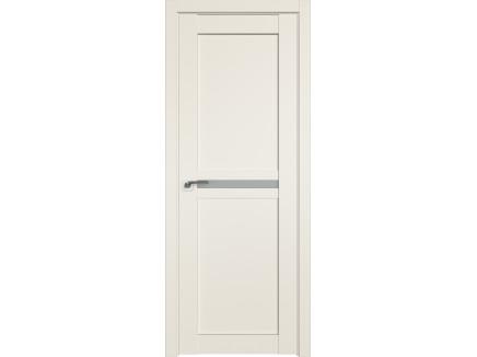 Двери межкомнатные Profil Doors 2.43U Магнолия сатинат матовое
