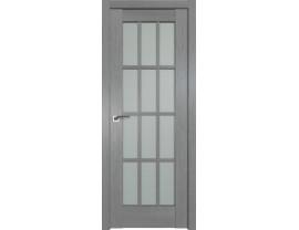 Двери межкомнатные Profil Doors 102XN грувд серый матовое