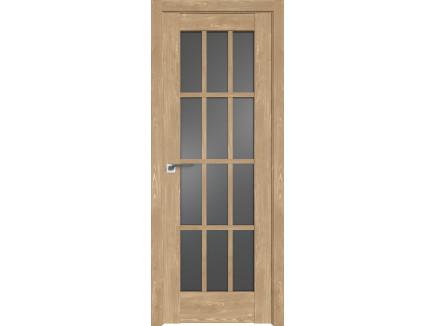 Двери межкомнатные Profil Doors 102XN каштан натуральный графит