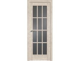 Двери межкомнатные Profil Doors 102XN каштан светлый графит