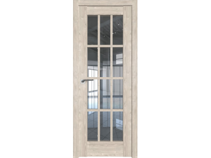 Двери межкомнатные Profil Doors 102XN каштан светлый прозрачное