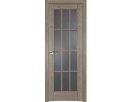 Двери межкомнатные Profil Doors 102XN каштан тёмный графит