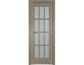 Двери межкомнатные Profil Doors 102XN каштан тёмный матовое