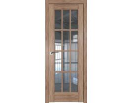 Двери межкомнатные Profil Doors 102XN салинас светлый прозрачное
