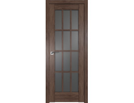 Двери межкомнатные Profil Doors 102XN салинас тёмный графит