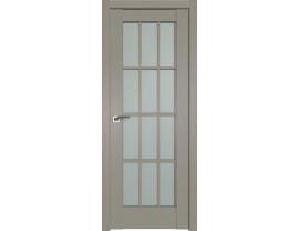 Двери межкомнатные Profil Doors 102XN стоун матовое