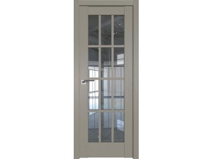 Двери межкомнатные Profil Doors 102XN стоун прозрачное