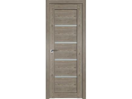Двери межкомнатные Profil Doors 2.09XN каштан тёмный матовое