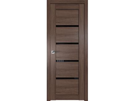 Двери межкомнатные Profil Doors 2.09XN салинас тёмный триплекс чёрный