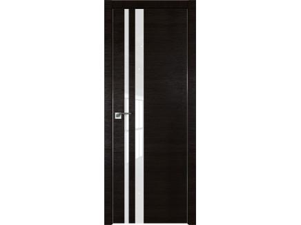 Двери межкомнатные Profil Doors 16Z Венге кроскут белый лак