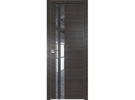 Двери межкомнатные Profil Doors 16Z Грей кроскут зеркало