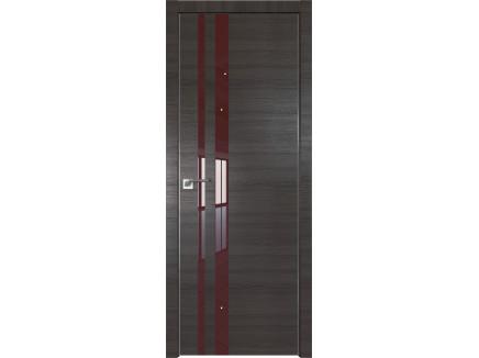 Двери межкомнатные Profil Doors 16Z Грей кроскут коричневый лак
