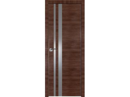 Двери межкомнатные Profil Doors 16Z Черри кроскут серебро матлак
