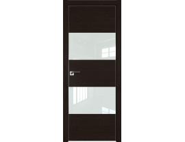 Двери межкомнатные Profil Doors 10ZN Даркбраун лак белый