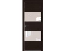 Двери межкомнатные Profil Doors 10ZN Даркбраун лак перламутровый