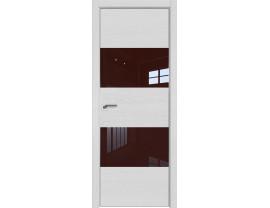 Двери межкомнатные Profil Doors 10ZN Монблан лак коричневый