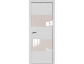 Двери межкомнатные Profil Doors 10ZN Монблан лак перламутровый
