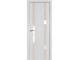Двери межкомнатные Profil Doors 9ZN Монблан лак перламутровый