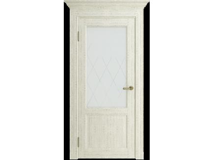 Двери межкомнатные Uberture Версаль ПДО-40004 ясень перламутровый