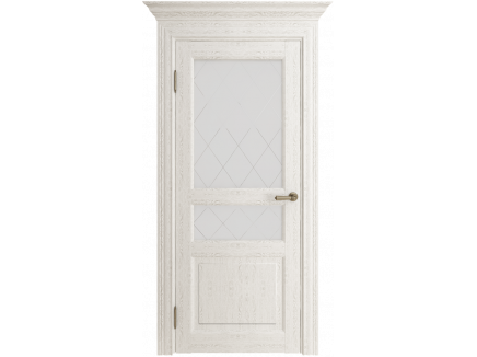 Двери межкомнатные Uberture Версаль ПДО-40006 дуб жемчужный