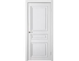 Двери межкомнатные Uberture Деканто ПДГ 3 бархат БЕЛ