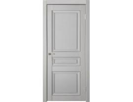 Двери межкомнатные Uberture Деканто ПДГ 3 бархат св сер