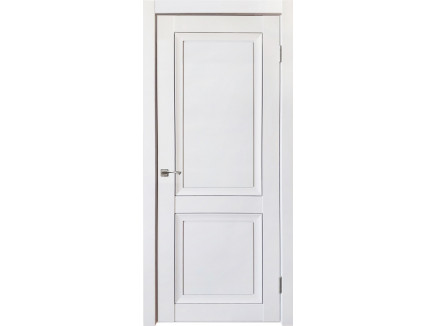 Двери межкомнатные Uberture Деканто ПДГ 1 бархат белый