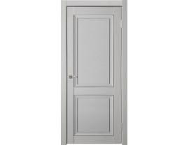 Двери межкомнатные Uberture Деканто ПДГ 1 бархат св серый