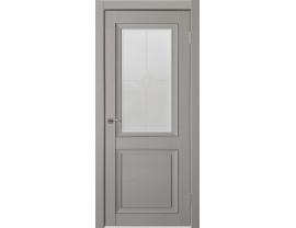 Двери межкомнатные Uberture Деканто ПДГ 1 бархат серый