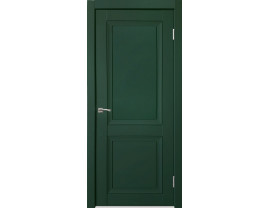 Двери межкомнатные Uberture Деканто ПДГ 1 barhat green