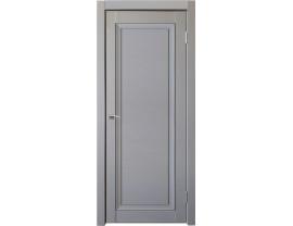 Двери межкомнатные Uberture Деканто ПДГ 2 бархат серый