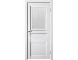 Двери межкомнатные Uberture Деканто ПДО 3 бархат БЕЛ