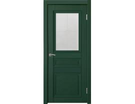 Двери межкомнатные Uberture Деканто ПДО 3 бархат зел