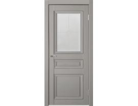 Двери межкомнатные Uberture Деканто ПДО 3 бархат сер