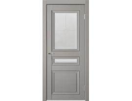 Двери межкомнатные Uberture Деканто ПДО 4 бархат сер