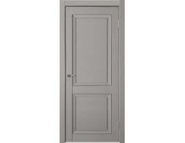 Двери межкомнатные Uberture Деканто ПДО 1 бархат серый