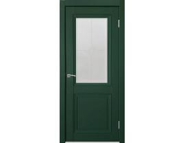 Двери межкомнатные Uberture Деканто ПДО 1 barhat green