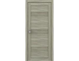 Двери межкомнатные Uberture Лайт ПДГ 2120 велюр серый