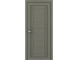 Двери межкомнатные Uberture Лайт ПДГ 2122 велюр графит