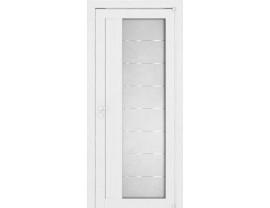 Двери межкомнатные Uberture Лайт 2112 белый велюр