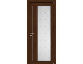 Двери межкомнатные Uberture Лайт 2112 орех вельвет