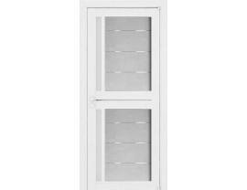 Двери межкомнатные Uberture Лайт 2113 белый велюр