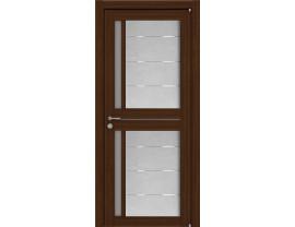 Двери межкомнатные Uberture Лайт 2113 орех вельвет